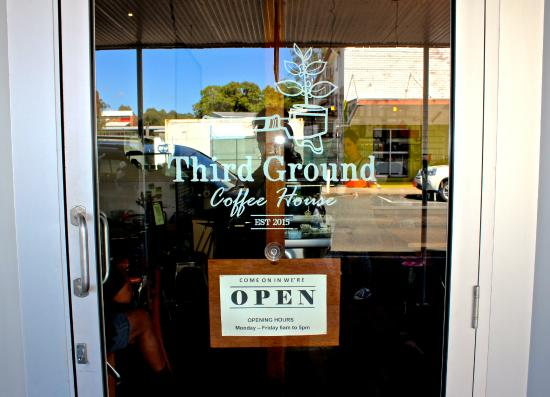 Third Ground Coffee House - Southport Accommodation