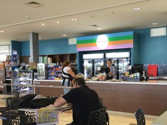 Whitsunday Coast Airport Cafe - Southport Accommodation