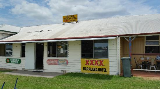 Baralaba Hotel - Southport Accommodation