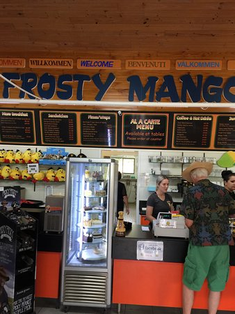 Frosty Mango - Southport Accommodation