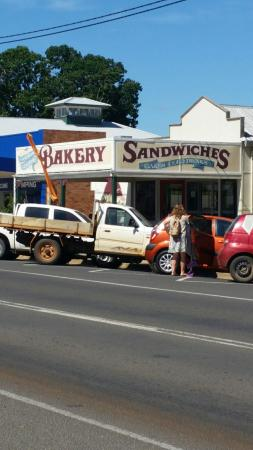 Gayndah Country Bakery - Southport Accommodation