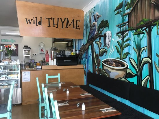 Wild THYME Dining - Southport Accommodation