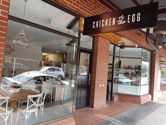 Chicken or the Egg Cafe - Southport Accommodation