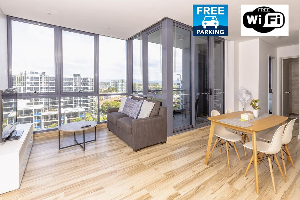 Luxury modern apartment in Southport with hotel facilities Southport