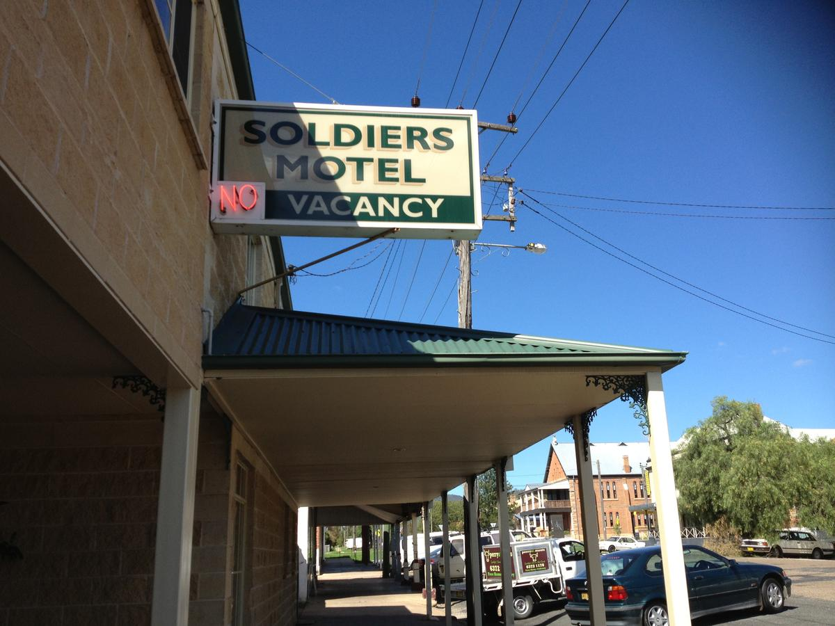 Soldiers Motel - Southport Accommodation