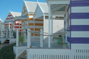 Beach Huts Middleton - Southport Accommodation