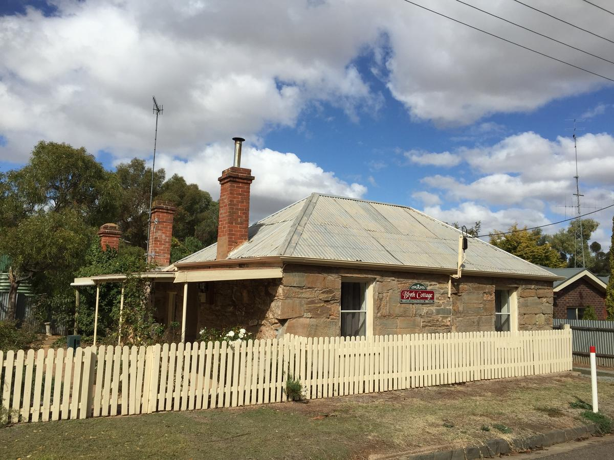 Blyth Cottage Burra - Southport Accommodation