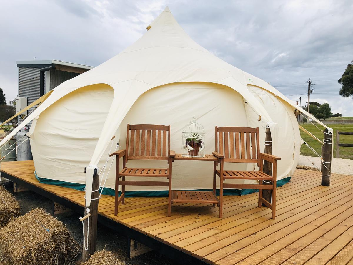 Bukirk Glamping - Southport Accommodation