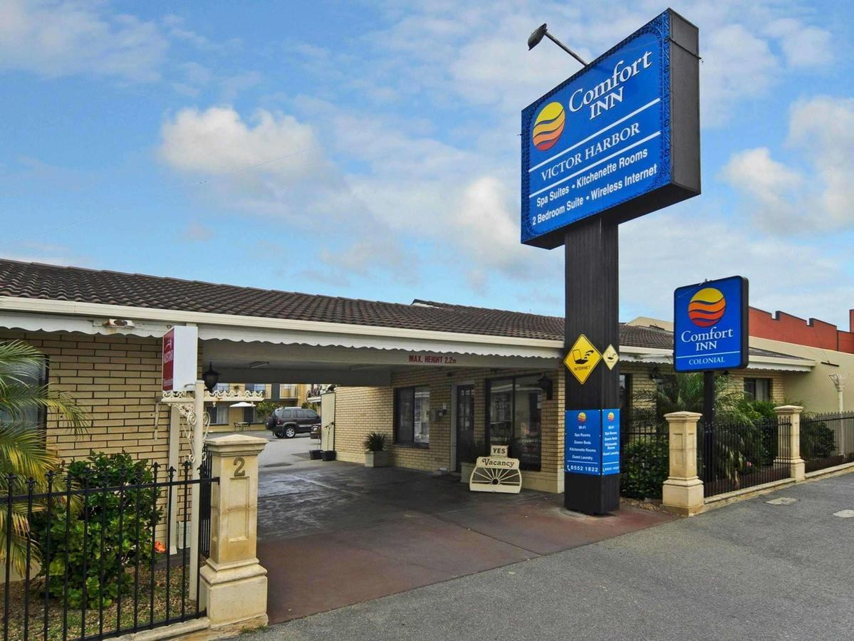 Comfort Inn Victor Harbor - Southport Accommodation