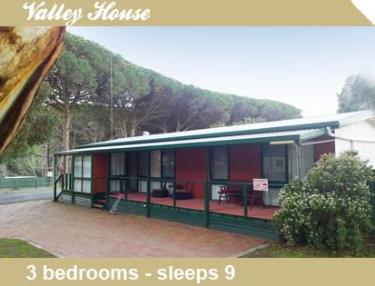 Second Valley Caravan Park - Southport Accommodation