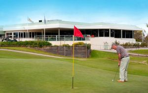 cluBarham Golf Resort - Southport Accommodation
