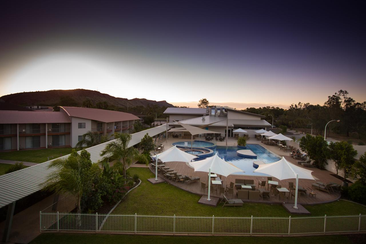 Crowne Plaza Alice Springs Lasseters - Southport Accommodation