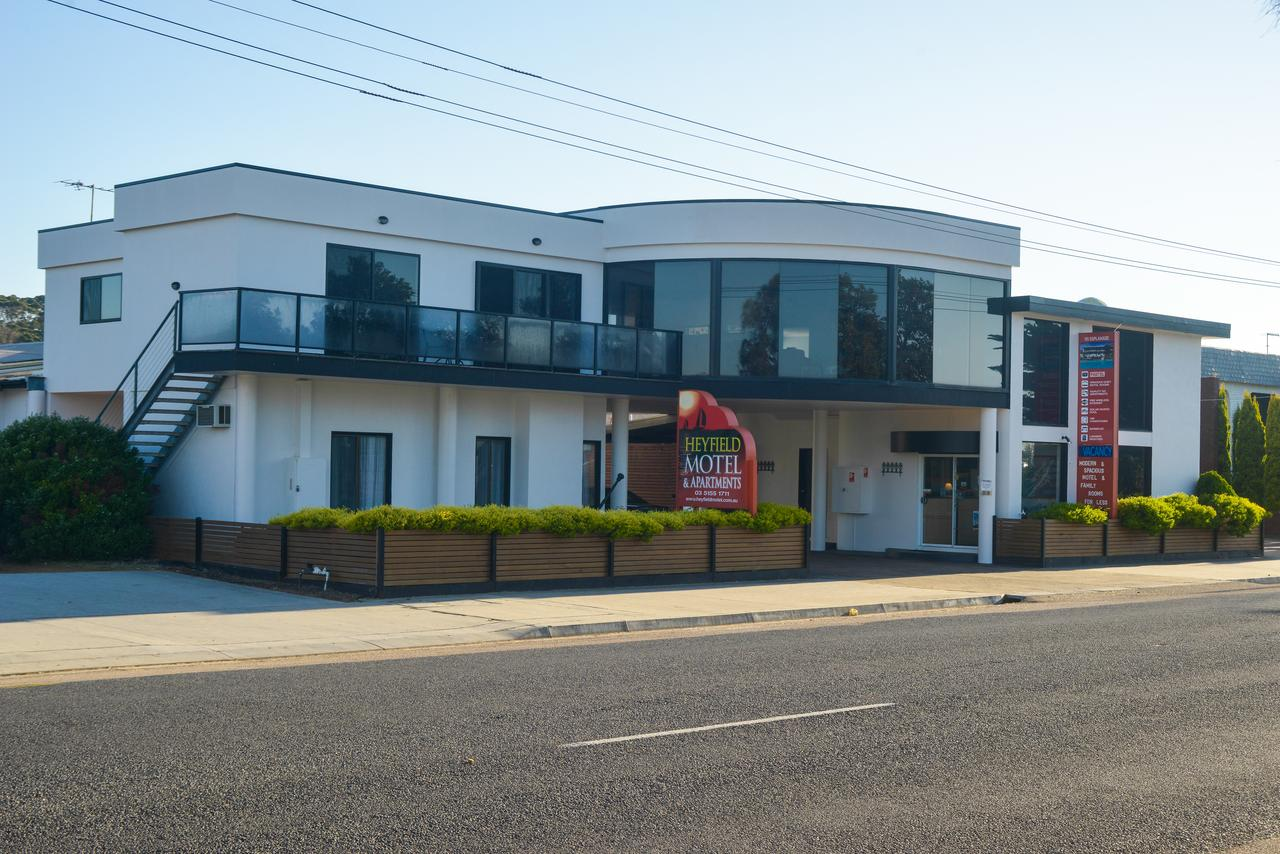 Heyfield Motel and Apartments - Southport Accommodation