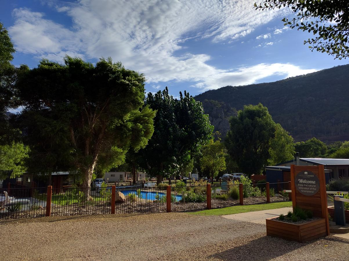 Halls Gap Lakeside Tourist Park - Southport Accommodation