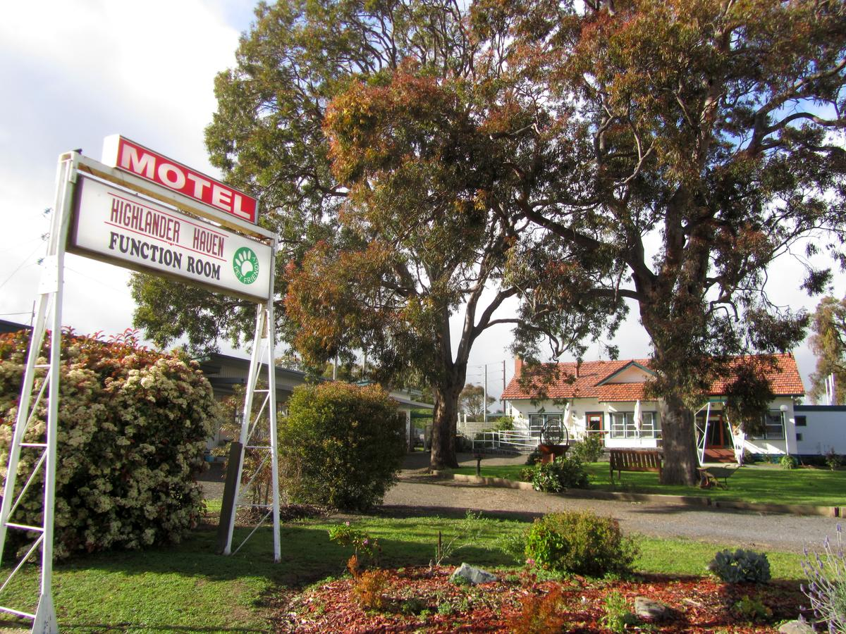 Highlander Haven Motel - Southport Accommodation