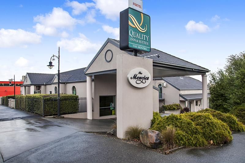 Quality Inn  Suites The Menzies - Southport Accommodation