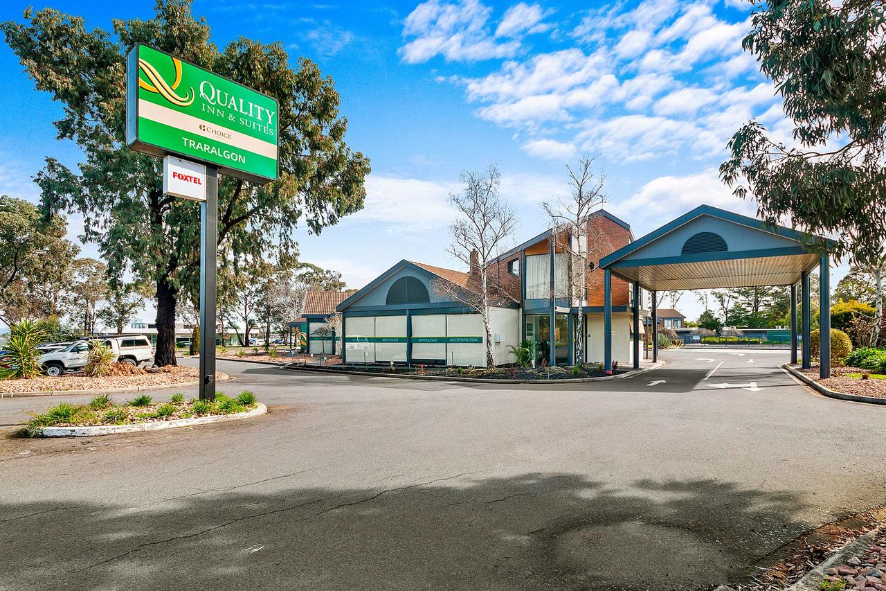 Quality Inn  Suites Traralgon - Southport Accommodation