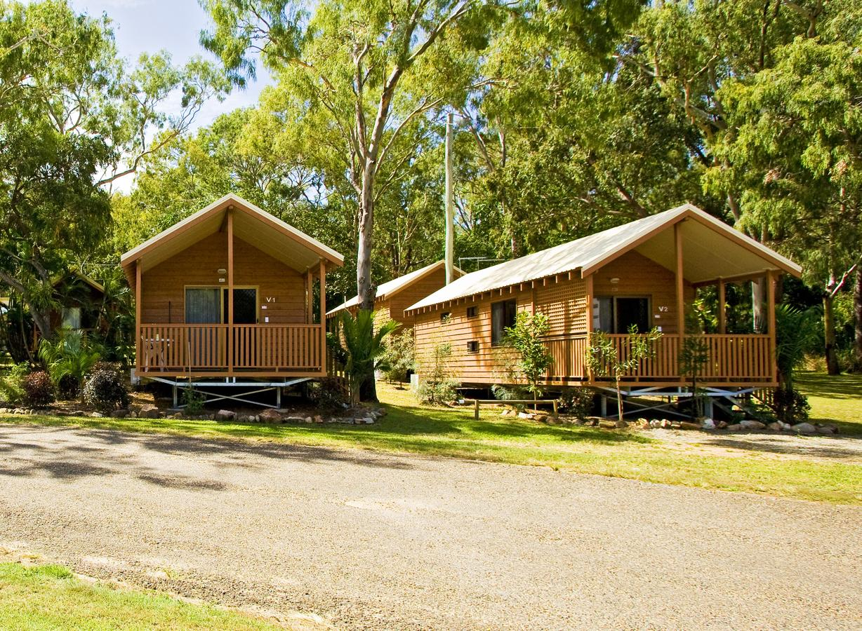 Captain Cook Holiday Village 1770 - Southport Accommodation