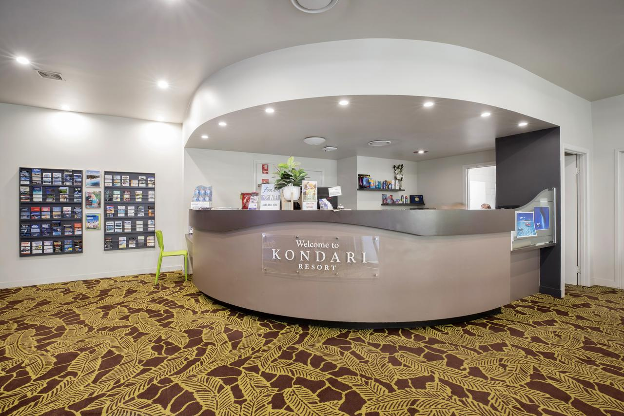 Kondari Hotel - Southport Accommodation