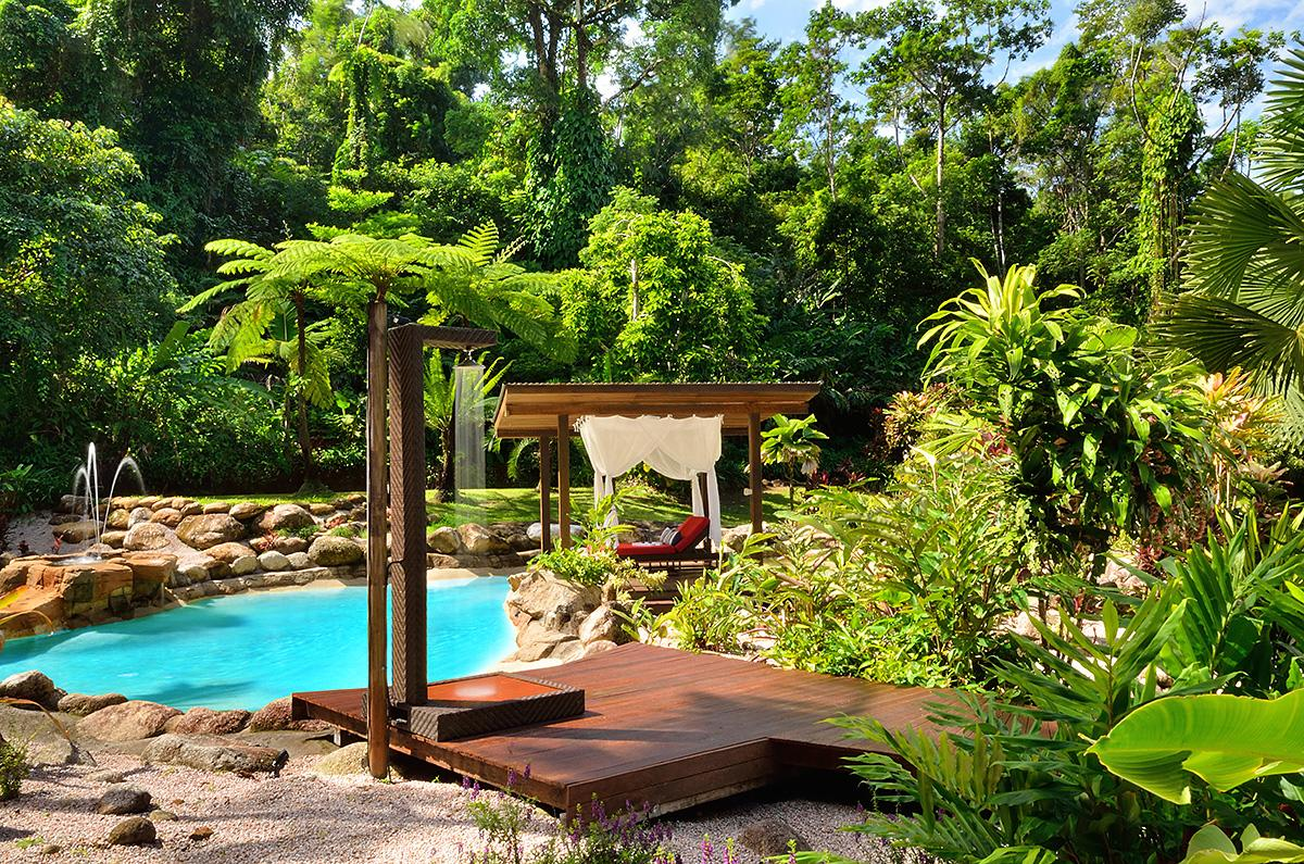 Misty Mountains Rainforest Retreat - Southport Accommodation