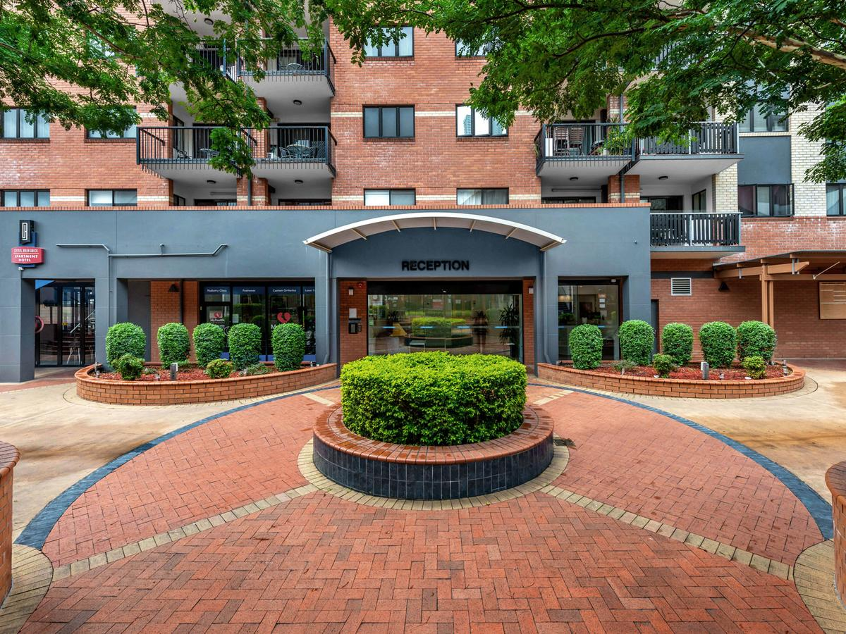 Central Brunswick Apartment Hotel - Southport Accommodation