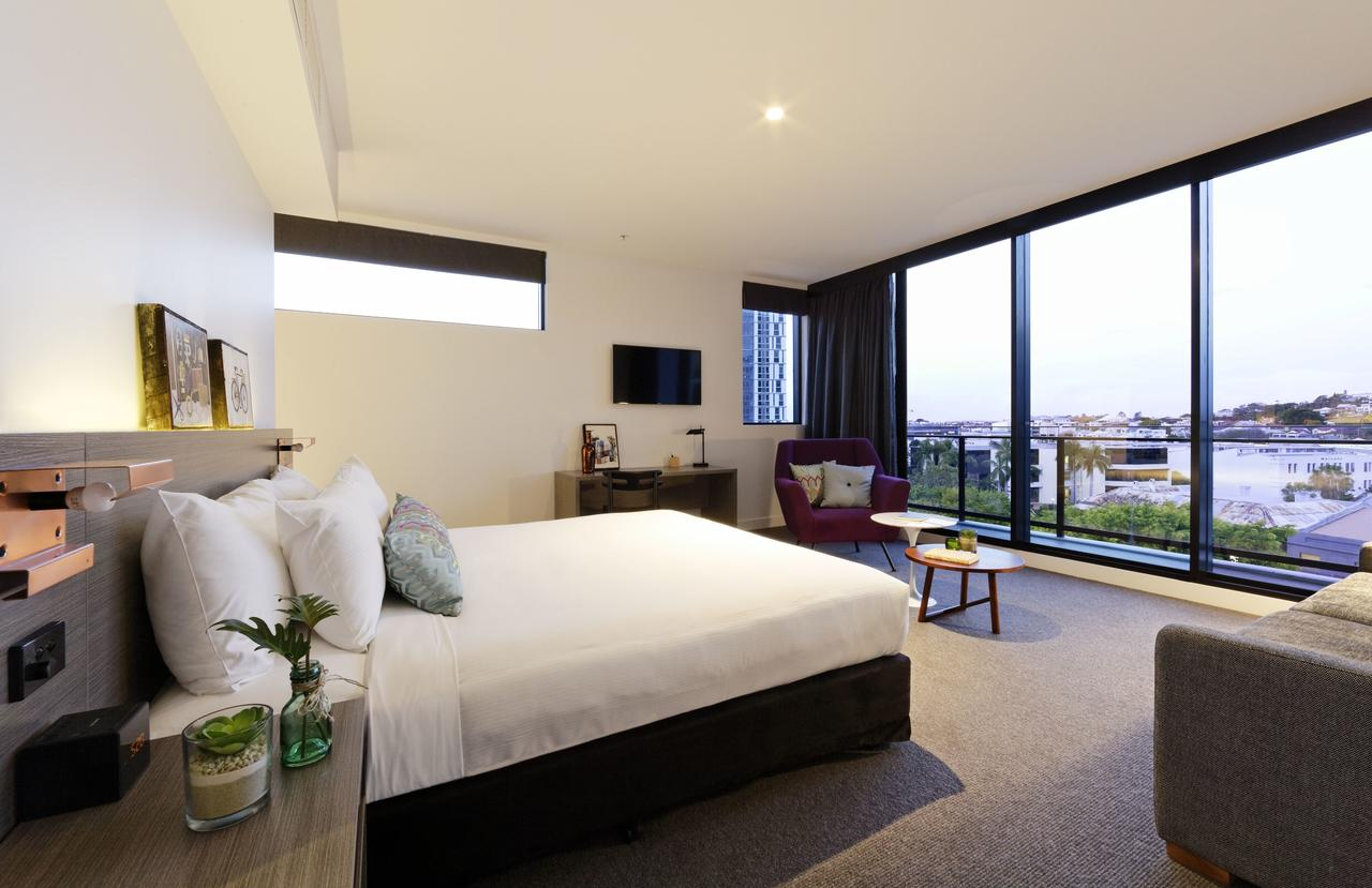 Alpha Mosaic Hotel Fortitude Valley Brisbane - Southport Accommodation